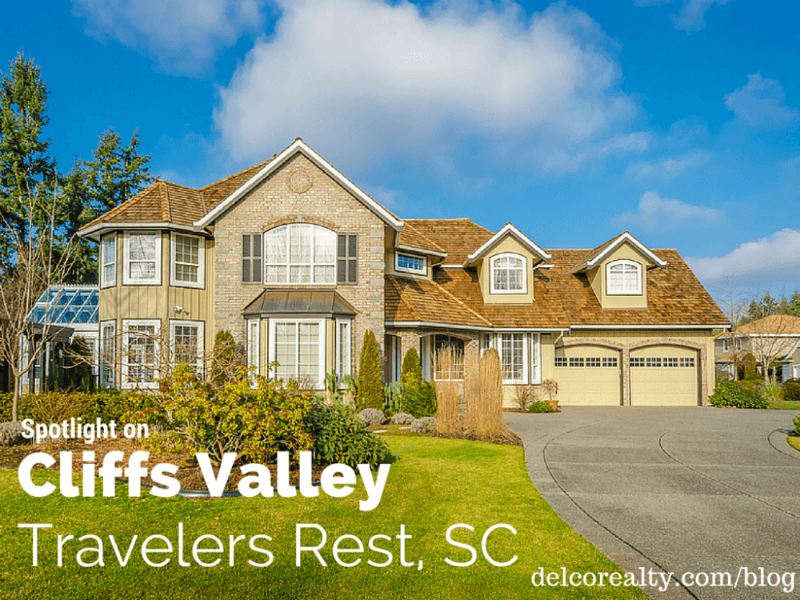 cliffs valley real estate