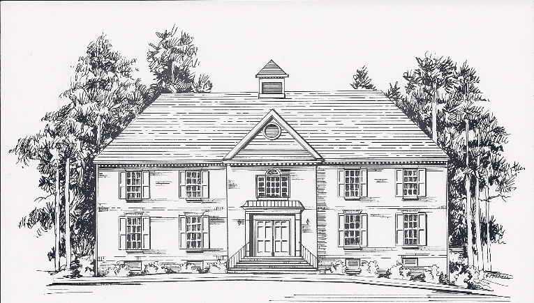 Artist Sketch of Del-Co Realty Office