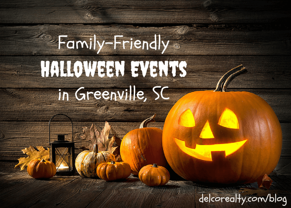 greenville sc halloween events