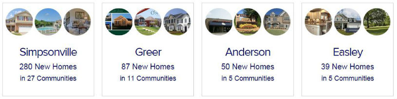 search for new homes with the BDX builder tool