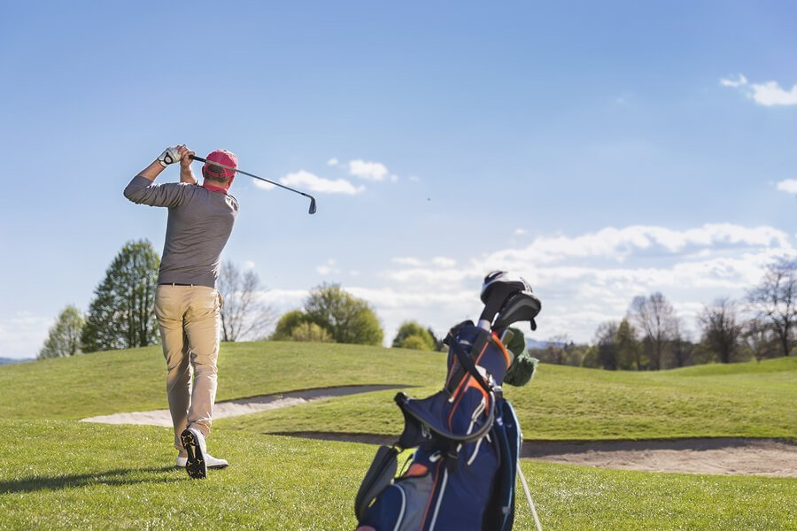 Golf and amenities near Carson Place
